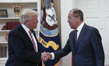 СМИ узнали, какую секретную информацию Трамп передал Лаврову