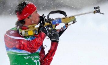 Pieredzējušais biatlonists Ilmārs Bricis gatavojas atgriezties sacensību apritē