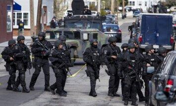ASV policija aizturējusi Bostonas spridzinātāja paziņas