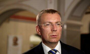 Ринкевич: Латвия в этом году сталкивалась со множеством вызовов