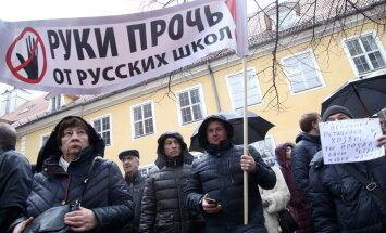 Satversmes tiesā apstrīd pāreju uz mācībām latviešu valodā
