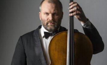 Latvijas Nacionālais simfoniskais orķestris aicina uz čella svētkiem