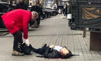 На Украине ищут второго участника убийства Вороненкова