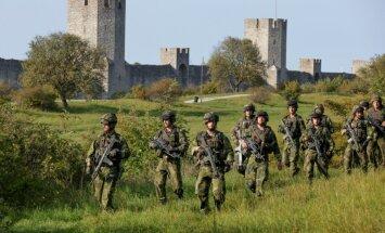 Gotlandei jākļūst par Baltijas drošības balstu, uzskata zviedru ministrs