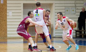 BK 'Jēkabpils' vienīgie no Latvijas komandām tiek pie panākuma BBL spēlēs