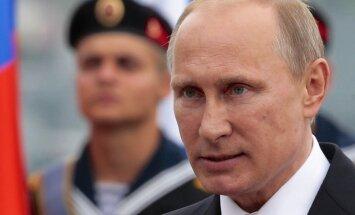 Putins: nevienam neizdosies gūt militāru pārākumu pār Krieviju