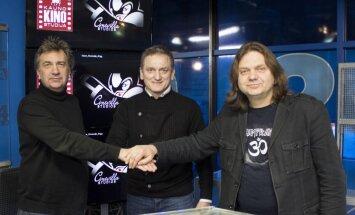 Vikingu stila spēlfilmas 'Nameja gredzens' veidošanā iesaistīsies arī Kauņas kinostudija