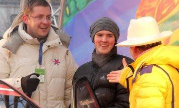 Latviju pārstāvošais Grjazins ar avāriju izstājas no sezonas pēdējā ERČ posma