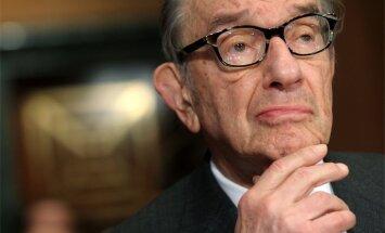 Grīnspens: eiro valūtas projekts cietis neveiksmi