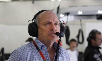 Leģendārais Rons Deniss pamet 'McLaren'