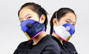 Nike теперь можно носить и на лице