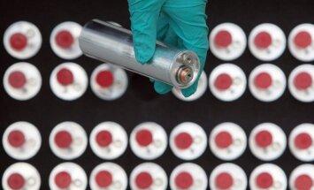 """Изобретена литиево-ионная батарея со встроенным """"огнетушителем"""""""