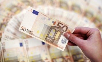 Торговцы: в основном подделываются банкноты в 20 и 50 евро