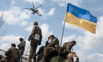 Pie Slovjanskas apšaudīti Nacionālās gvardes helikopteri