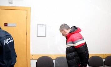 Foto: SAB direktora apzagšanā apsūdzētajam piespriež piecus gadus cietumā