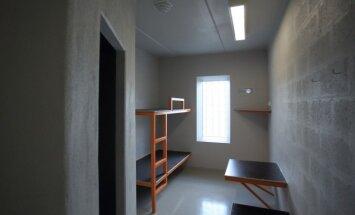 Foto: 'Delfi' iepazīst 5 miljonus vērto Atkarīgo centru Olaines cietumā