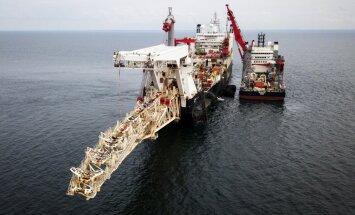 'Nord Stream 2' ir slikts Vācijas tautai, brīdina Tramps
