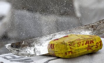 Kolumbijā konfiscēta narkotiku rekordkrava – astoņas tonnas kokaīna