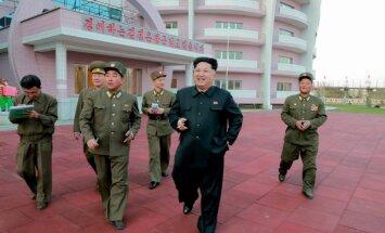 Kims: Ziemeļkoreja spēj cīnīties jebkurā karā pret ASV