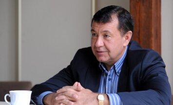 'Ventspils nafta' bija jāpārdod Krievijas uzņēmējiem, uzskata Solomatins