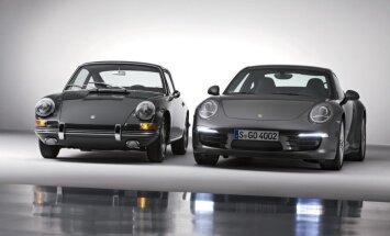 'Porsche' turpinās izmantot manuālo pārnesumkārbu, neskatoties uz zemo pieprasījumu
