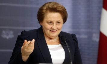 Страуюма: русские жители Латвии не хотят присоединения к России