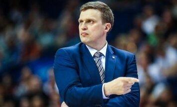 Latvijā labi zināmais Adomaitis kļuvis par Lietuvas basketbola izlases galveno treneri