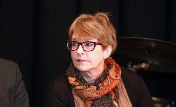NA Saeimas deputātu rindām pievienojas dramaturģe Lelde Stumbre