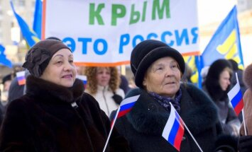 """В российском МИДе допустили сохранение """"части санкций навсегда"""""""