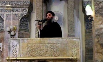 'Daesh' laidusi klajā līdera Bagdadi audioierakstu