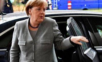 Меркель готова к новым выборам в бундестаг