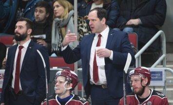 Ankipāns cer, ka pēc Zvaigžņu spēles Rīgas 'Dinamo' atgriezīsies ar jaunu jaudu