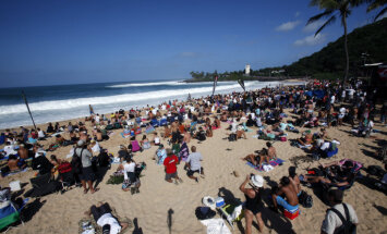 Kļūdas dēļ Havajās izsludina raķešu draudu trauksmi