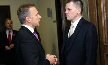 Repše aizstāv Rimšēviču: atkāpšanās būtu Latvijas nedraugu uzvara