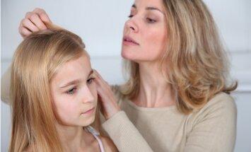 Kā pasargāt bērnu no utīm un kā ar negantniecēm cīnīties