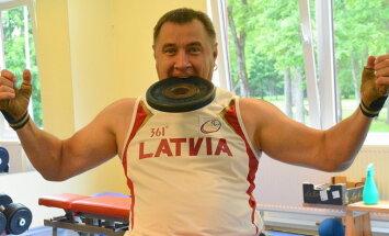Pieci Latvijas paralimpieši Londonā startēs pasaules vieglatlētikas čempionātā