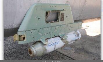 Krievijas aviācija Kaļiņingradā izmanto aviobumbas ar uzrakstiem 'Uz Berlīni!' un 'Par Staļinu!'