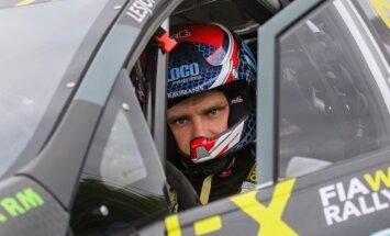 Nitišs un Baumanis uzzinājuši pretiniekus 'Neste WorldRX of Latvia' pirmajā kvalifikācijā