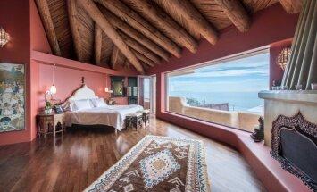 Māja kā mūza: Grieķijas stila arhitektūra Malibu piekrastē