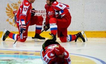 Ilya Kovalchuk, lAlexander Ovechkin