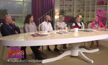 Kristaps Rūķītis: lai meita mājās neatvestu puņķutapu, tētim jābūt labam paraugam