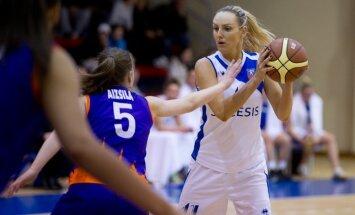 'Cēsu' basketbolistēm otrā pārliecinošā uzvara LSBL finālsērijā