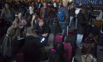 Elektroapgādes pārtraukuma dēļ vairāk nekā desmit stundas paralizēta Atlantas starptautiskā lidosta