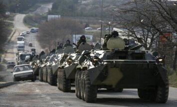 Ukraina vērsīsies pret Krieviju starptautiskajās tiesās par Krimā zaudēto militāro īpašumu