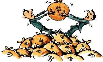 Состояние восьми богатейших бизнесменов достигло объема средств половины мирового населения