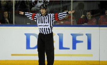 Латвийский рефери приглашен работать на хоккейном ЧМ-2017 в элитной группе