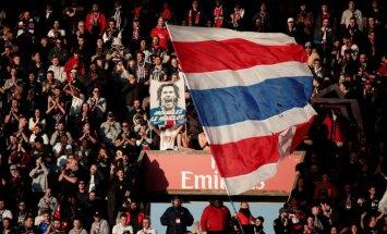 'PSG' fani naktī sarīko jandāliņu pie Madrides 'Real' viesnīcas