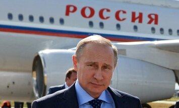Krievijā Permas novada pilsētu ierosina pārdēvēt par Putinu