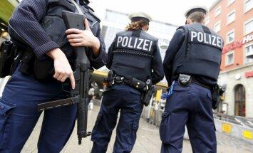 В Германии задержан сириец, готовивший теракт в аэропорту Берлина