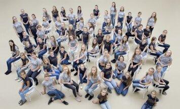 Rīgas Doma meiteņu koris 'Tiara' svinēs 20 gadu jubileju